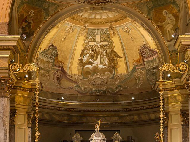 Il matrimonio di Francesco e Martina a Stezzano, Bergamo 17