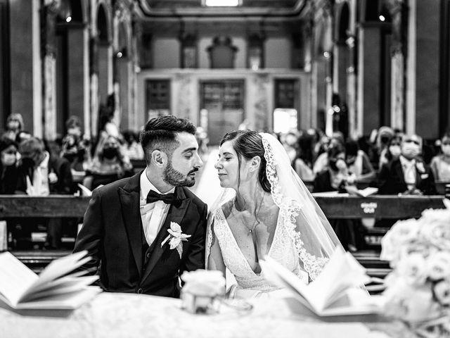 Il matrimonio di Francesco e Martina a Stezzano, Bergamo 18