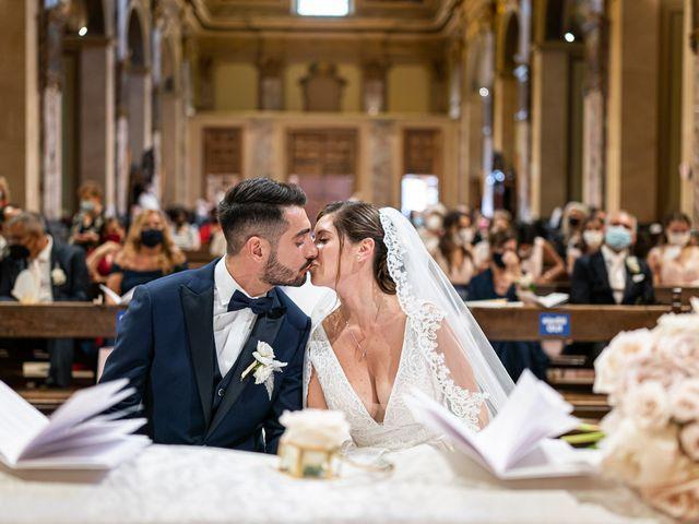 Il matrimonio di Francesco e Martina a Stezzano, Bergamo 19