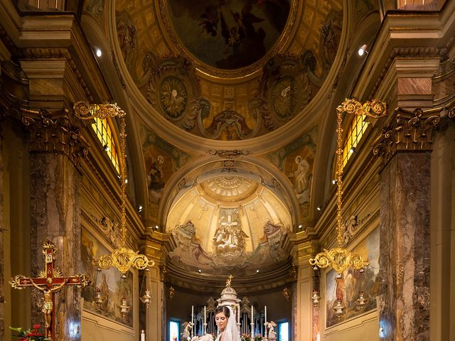 Il matrimonio di Francesco e Martina a Stezzano, Bergamo 22