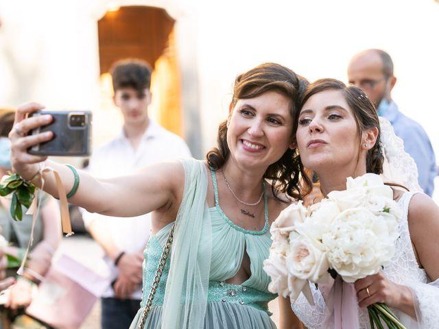 Il matrimonio di Francesco e Martina a Stezzano, Bergamo 25