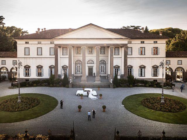 Il matrimonio di Francesco e Martina a Stezzano, Bergamo 26