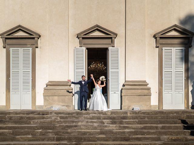 Il matrimonio di Francesco e Martina a Stezzano, Bergamo 30