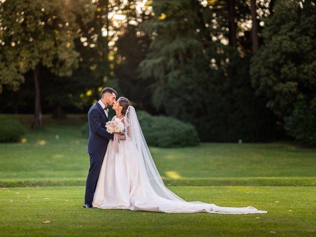 Il matrimonio di Francesco e Martina a Stezzano, Bergamo 34