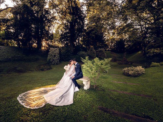 Il matrimonio di Francesco e Martina a Stezzano, Bergamo 36