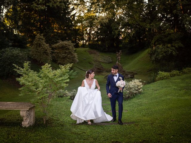 Il matrimonio di Francesco e Martina a Stezzano, Bergamo 37