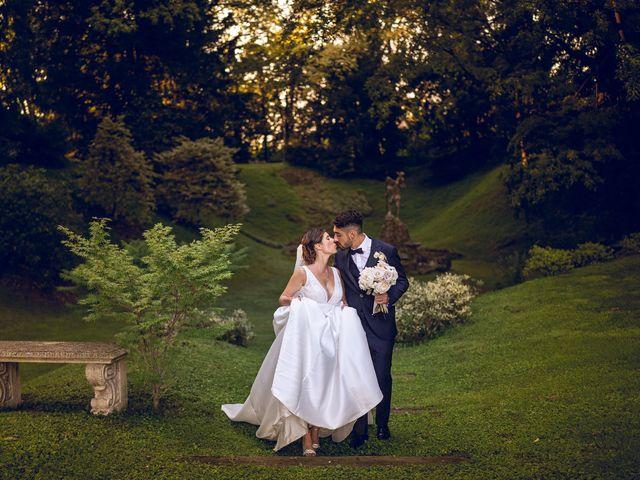 Il matrimonio di Francesco e Martina a Stezzano, Bergamo 38