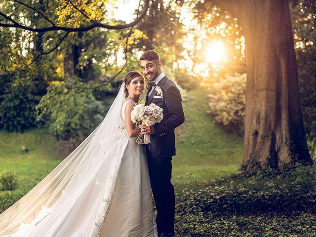 Il matrimonio di Francesco e Martina a Stezzano, Bergamo 39