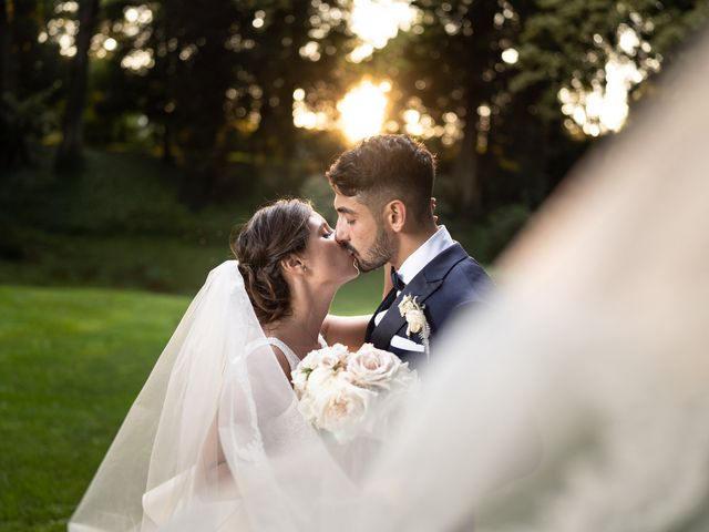 Il matrimonio di Francesco e Martina a Stezzano, Bergamo 41