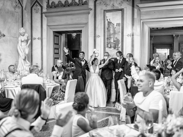 Il matrimonio di Francesco e Martina a Stezzano, Bergamo 44