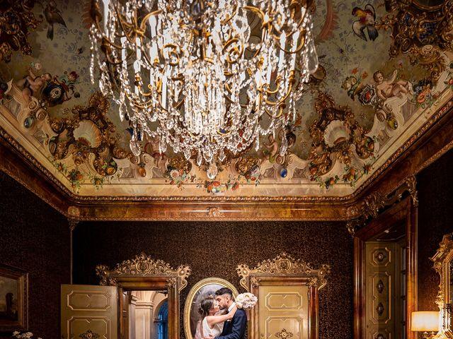 Il matrimonio di Francesco e Martina a Stezzano, Bergamo 46