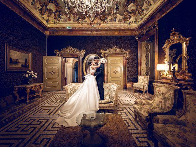 Il matrimonio di Francesco e Martina a Stezzano, Bergamo 47