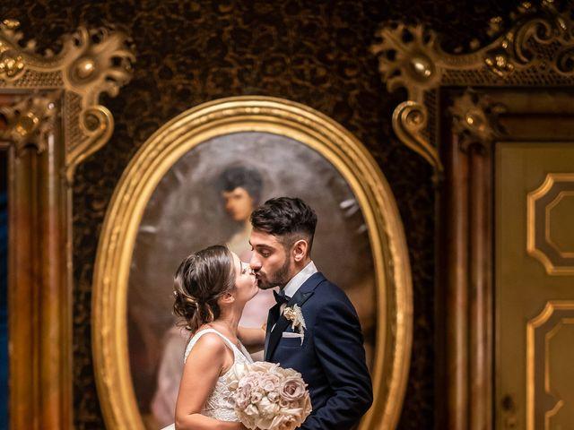 Il matrimonio di Francesco e Martina a Stezzano, Bergamo 50