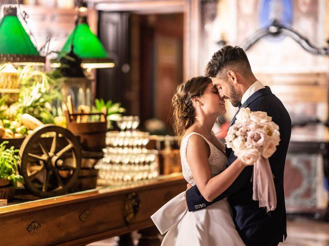 Il matrimonio di Francesco e Martina a Stezzano, Bergamo 54