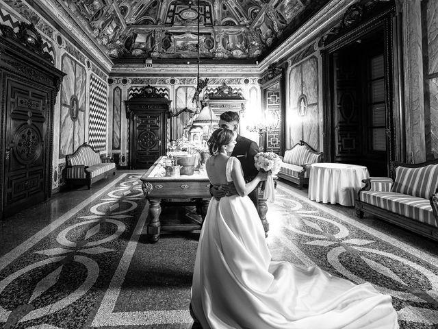 Il matrimonio di Francesco e Martina a Stezzano, Bergamo 55