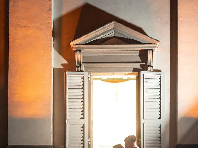 Il matrimonio di Francesco e Martina a Stezzano, Bergamo 67