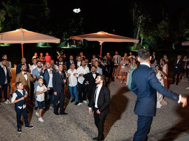 Il matrimonio di Francesco e Martina a Stezzano, Bergamo 69