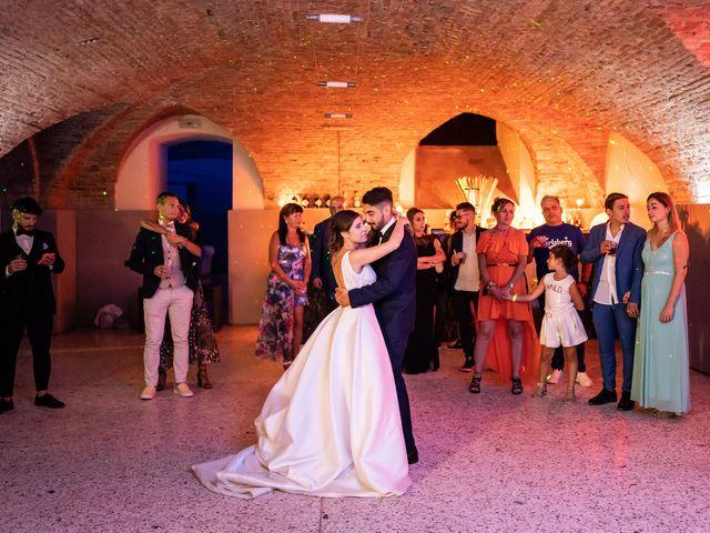 Il matrimonio di Francesco e Martina a Stezzano, Bergamo 70