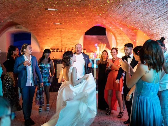 Il matrimonio di Francesco e Martina a Stezzano, Bergamo 71