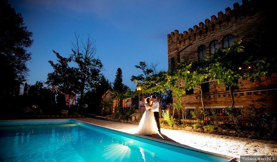 Il matrimonio di Fabio e Valentina a Rapagnano, Fermo