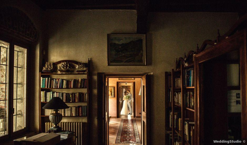 Il matrimonio di Francesco e Veronica a Cernusco Lombardone, Lecco