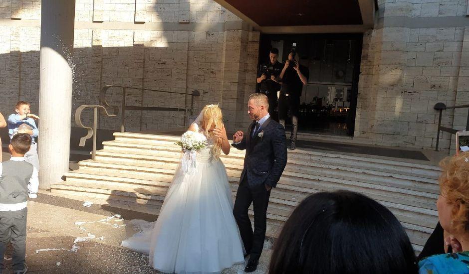 Il matrimonio di Anna e Jacopo a Roma, Roma
