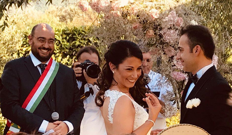 Il matrimonio di Vincenzo  e Arcangela  a Frascati, Roma
