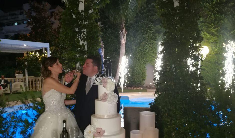 Il matrimonio di Alessandro  e Antonietta  a Lettere, Napoli
