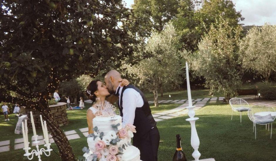Il matrimonio di Mirko e Laura a Cortona, Arezzo