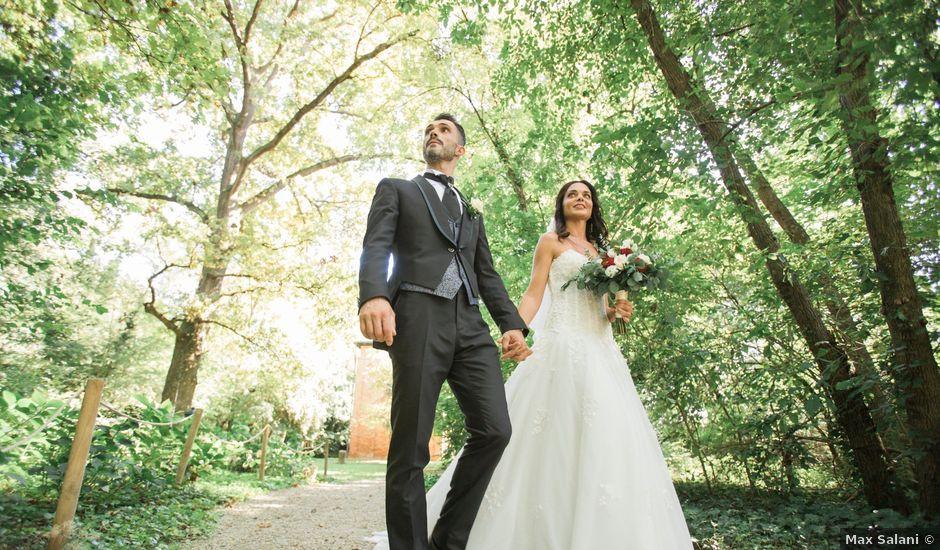 Il matrimonio di Alvi e Irene a Ostellato, Ferrara