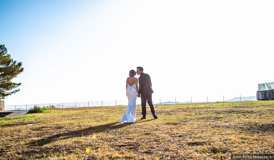Il matrimonio di Antonio e Stefania a Biancavilla, Catania