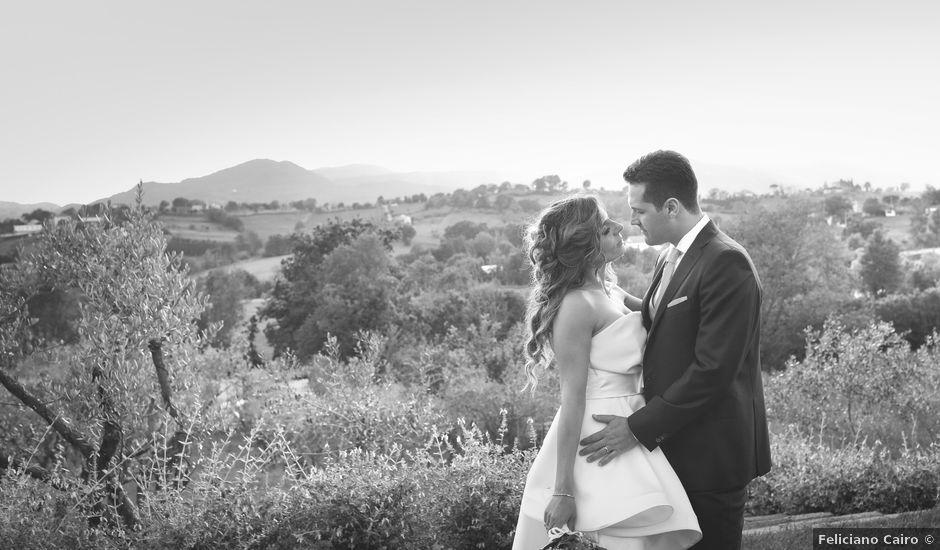 Il matrimonio di Manuela e Felice a Caiazzo, Caserta