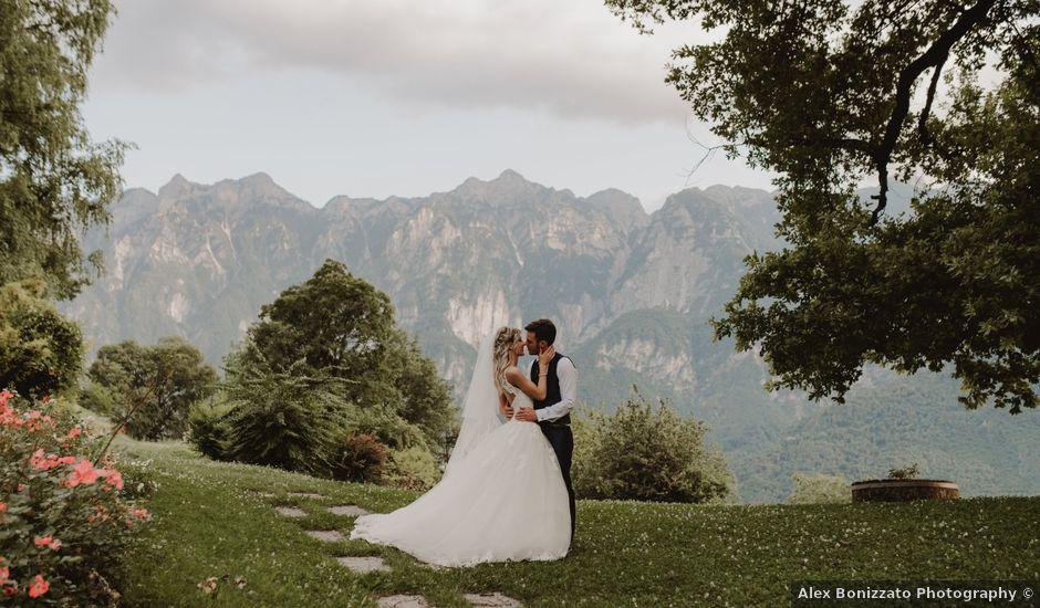 Il matrimonio di Enrico e Sara a Trento, Trento
