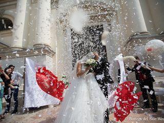 Le nozze di Andrea  e Alessia 1