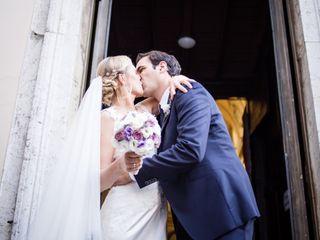 Le nozze di Stefanie e Matteo