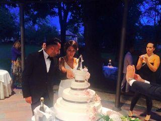 Le nozze di Giovanna e Pier Paolo
