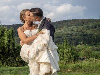 Le nozze di Alessio e Jovana
