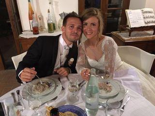 Le nozze di Matteo e Marica