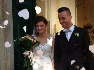 Le nozze di Michele e Caterina