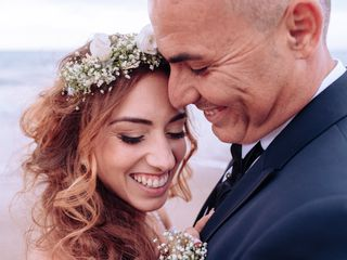 Le nozze di Serena e Gaetano