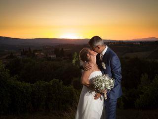 Le nozze di Mandy e Hans