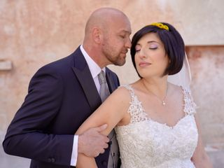 Le nozze di Maria Luisa e Stefano