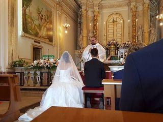 Le nozze di Marianela e Michele 1