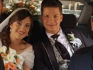 Le nozze di Marianela e Michele
