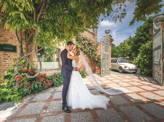 Le nozze di Nina e Luca