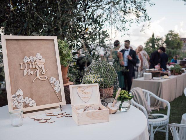 Il matrimonio di Saverio e Martina a Lucca, Lucca 23