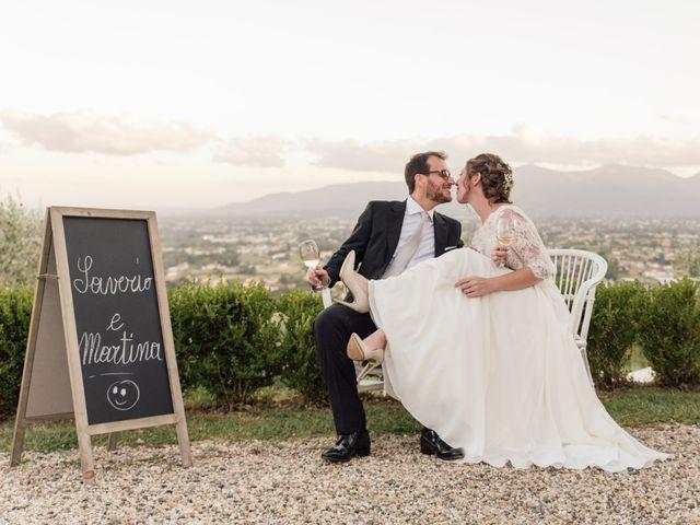 Il matrimonio di Saverio e Martina a Lucca, Lucca 25