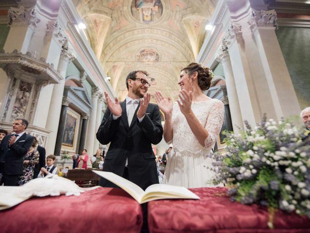 Il matrimonio di Saverio e Martina a Lucca, Lucca 17