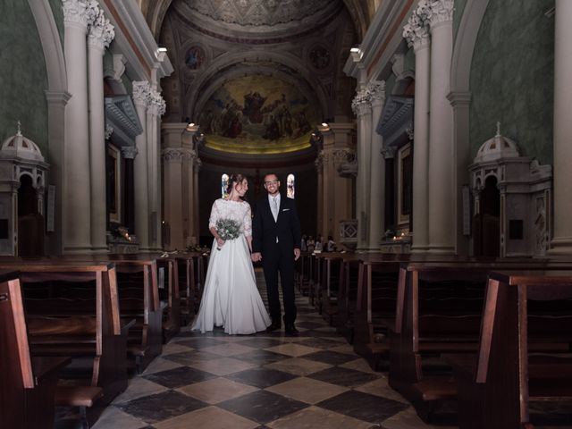 Il matrimonio di Saverio e Martina a Lucca, Lucca 18