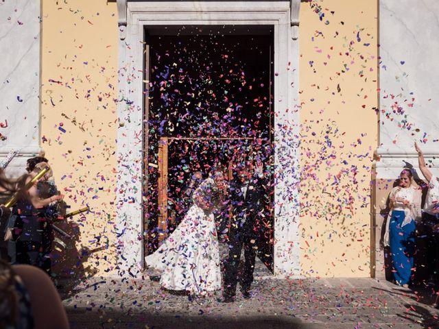 Il matrimonio di Saverio e Martina a Lucca, Lucca 20
